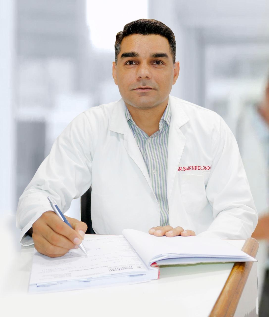 Dr. Bijender Singh Sindhu